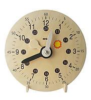 Модель механічного годинника день ніч Hega (245), фото 1
