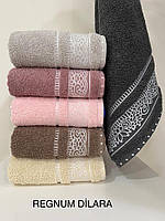 Махровые полотенца Cestepe Vip cotton 50*90см