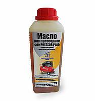 Масло для поршневых компрессоров UNIL COMPRESSOR P100, 2L, фото 1