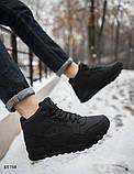 Nike Air Max 87 (черные) ЗИМА cas, фото 5