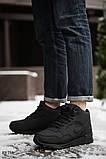 Nike Air Max 87 (черные) ЗИМА cas, фото 2