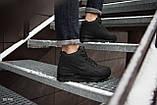 Nike Air Max 87 (черные) ЗИМА cas, фото 3