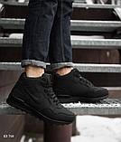 Nike Air Max 87 (черные) ЗИМА cas, фото 4