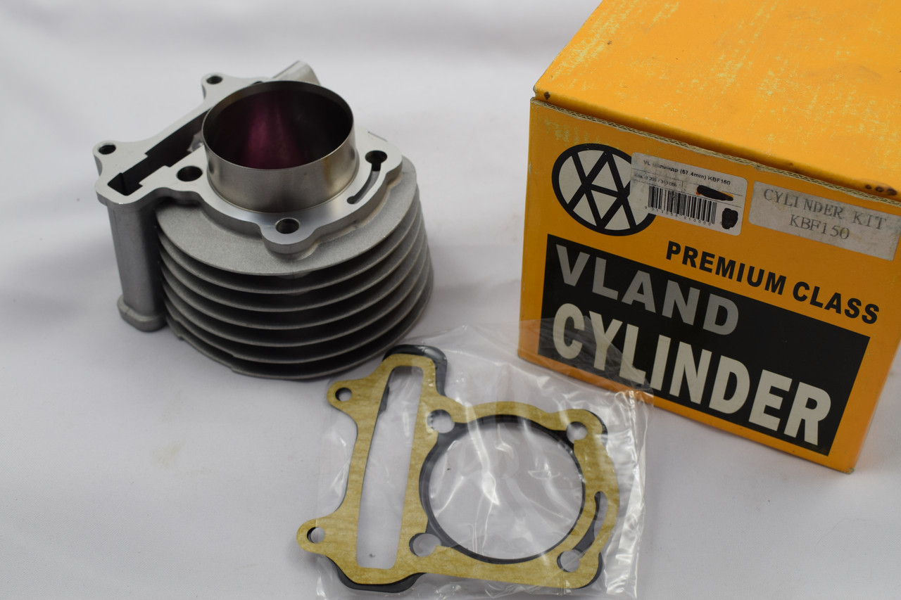 Цилиндр ЦПГ для скутера KBF 150  VLAND