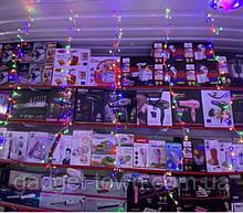 Гирлянда уличная водонепроницаемая 500 LED уличная (цвет на выбор)