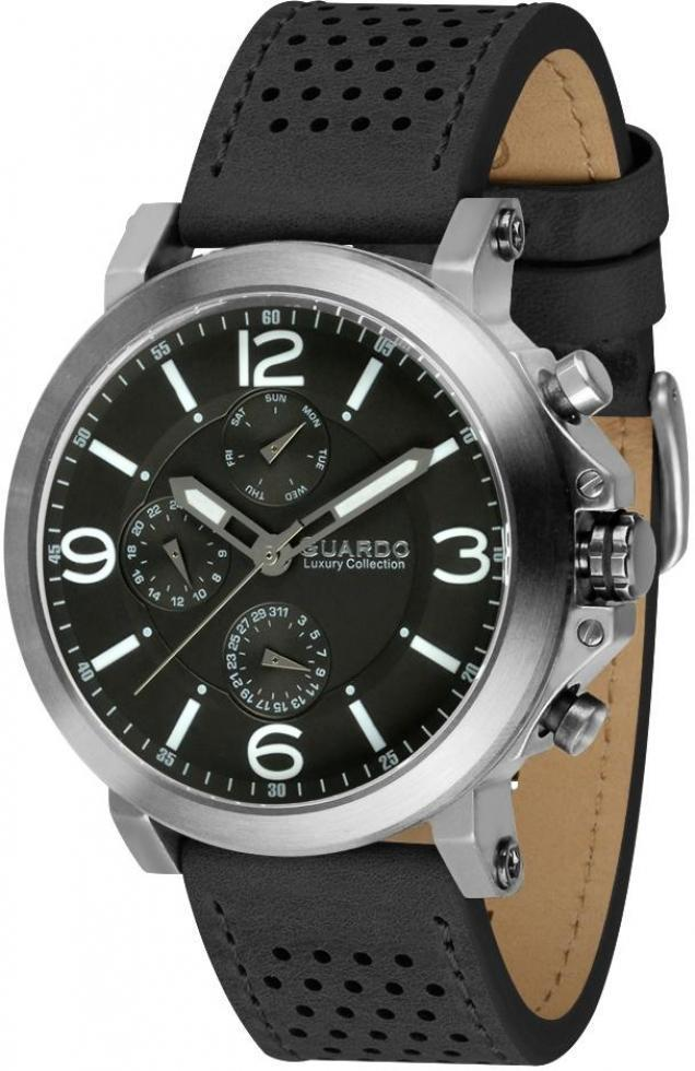 Часы Guardo S01210 SBB