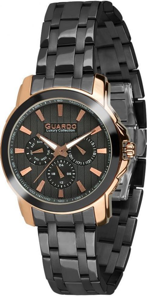 Часы Guardo S01418(m) Rg2BB