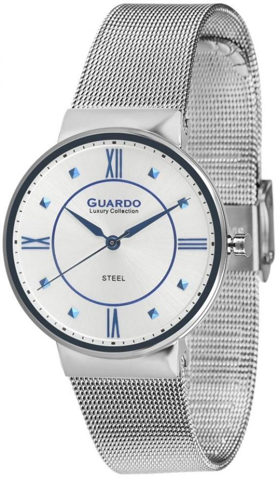 Часы Guardo S01549(m) SS