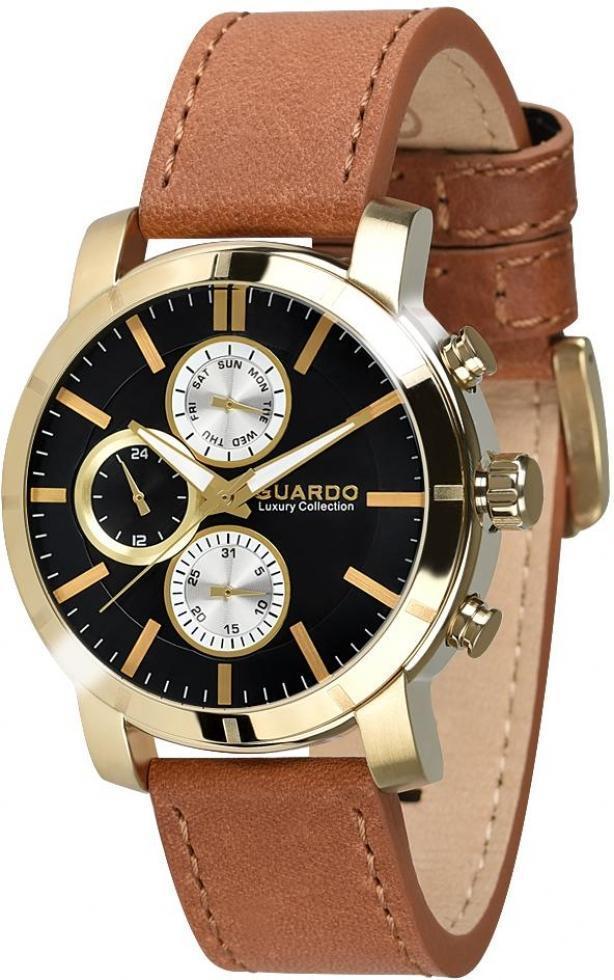 Часы Guardo S01677 GBBr