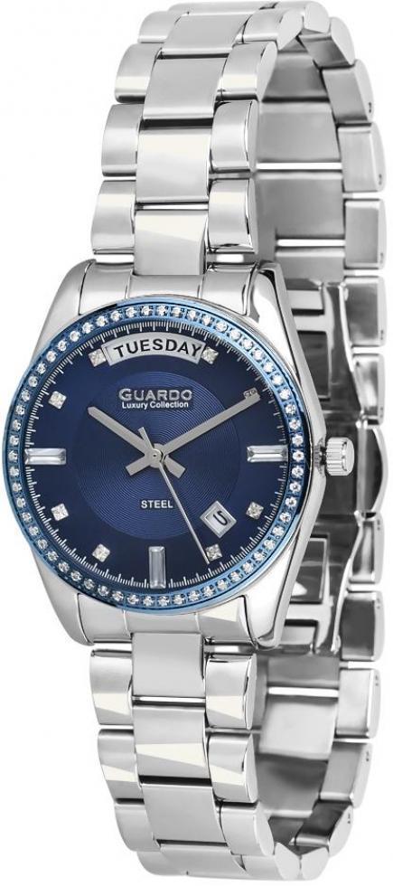 Часы Guardo S01808(m) SBl