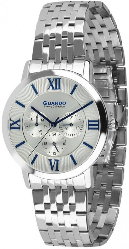 Часы Guardo S01953(m) SS