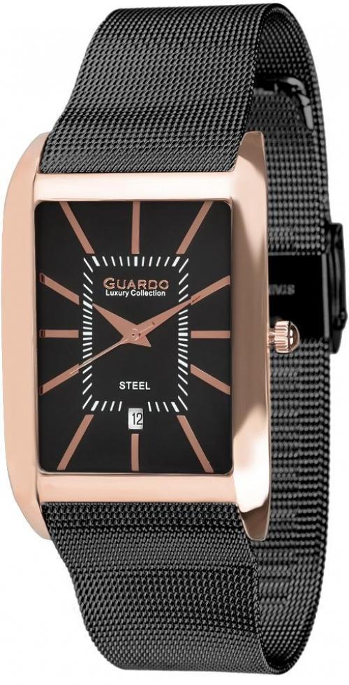 Часы Guardo S01969(m) RgBB