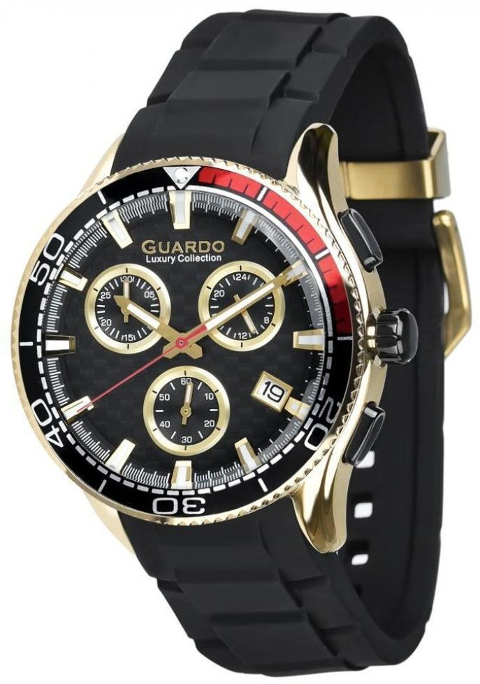 Часы Guardo S02388 GBB