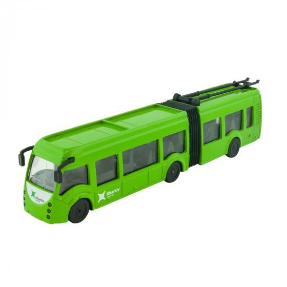 Модель –Троллейбус Харьков Technopark SB-18-11WB(NO IC)