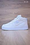 Nike Air Force 1 LV8 High (белые) ЗИМА cas, фото 2