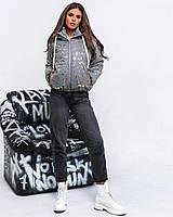 Зимняя  женская  куртка синтепон 200 норма и батал новинка 2020, фото 1