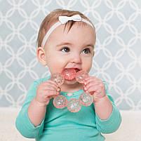Прорезыватель для зубов с водой, розовый (206301I), фото 3