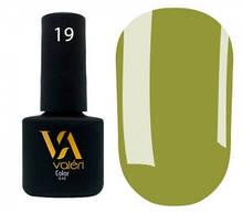 Гель-лак Valeri №019 (оливка, эмаль), 6 мл