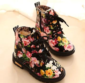 Детские ботинки Детские ботинки зима Детские ботинки для девочки Зимние детские ботинки