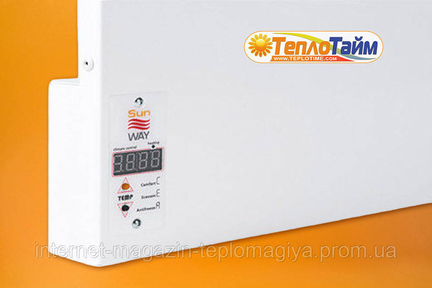 Інфрачервоний обігрівач SunWay SWRE-700 (700 Вт)
