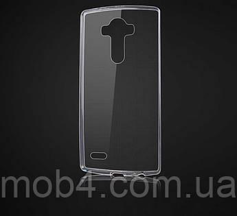Прозорий силіконовий чохол для LG G 4