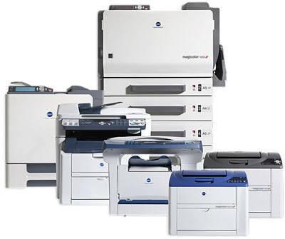 Лазерні принтера Б/У з Європи