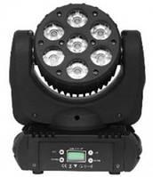 Светодиодный полноповоротный прожектор LUX LED 712