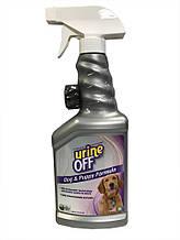 Спрей TropiClean - Urine Off для устранения органических пятен и запахов 500 мл