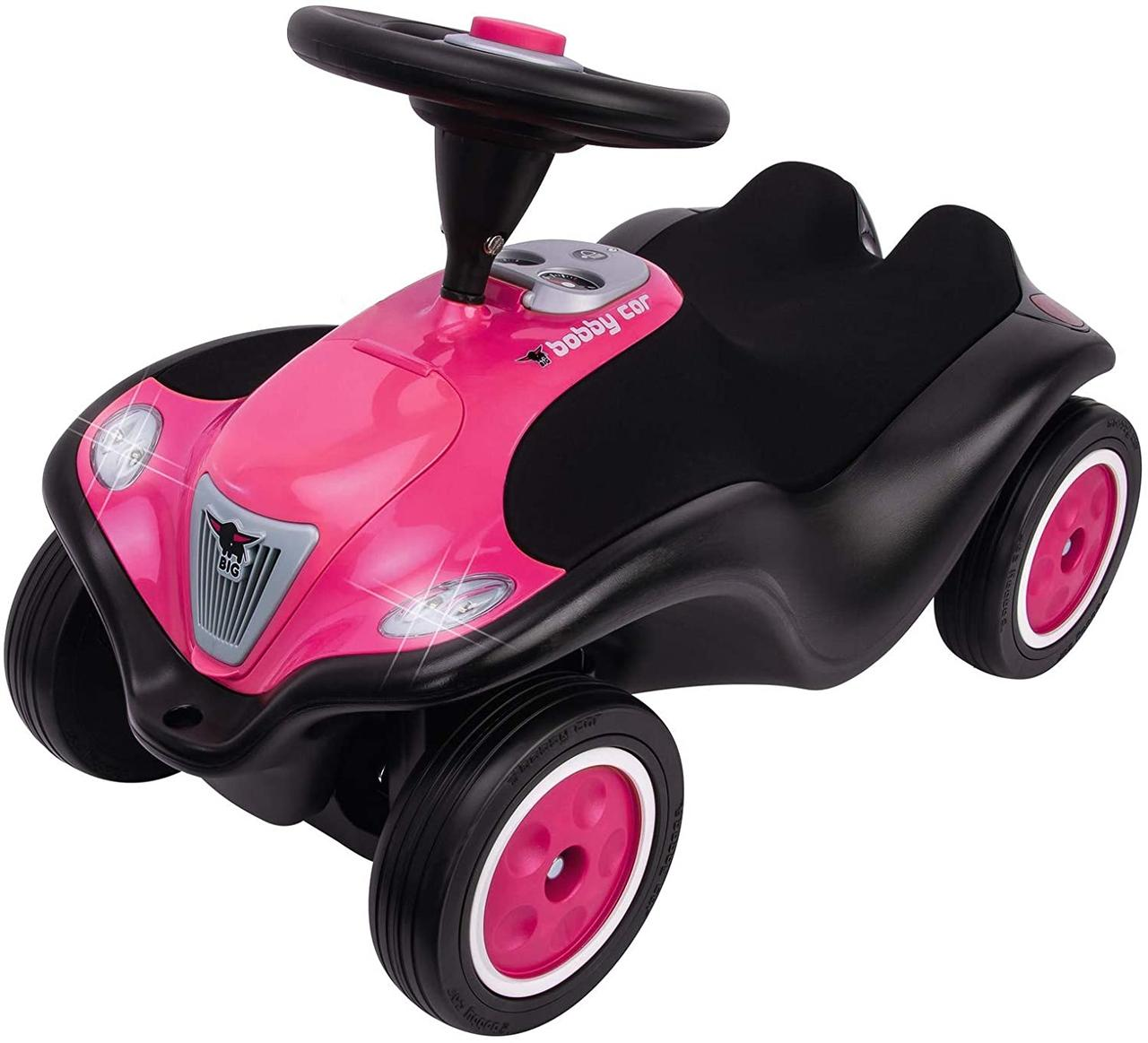 Машинка каталка Big Некст 56233 Германия, розовая. Бесплатная доставка