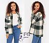 Сорочка-пальто жіноче кашемір, фото 3