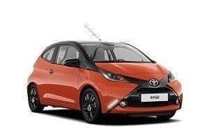 Toyota Aygo 2014-