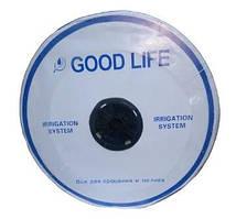 Крапельна стрічка Good Life, 8 mil, через 20 см, 100 м