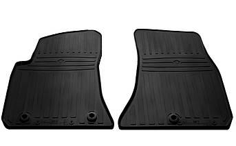 Килимки в салон гумові передні для DODGE Challenger III 2008-2019 Stingray (2шт)