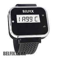 Пейджер-годинник для медичного персоналу BELFIX-P02BK
