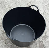 Корзина резиновая 42 литра, фото 3