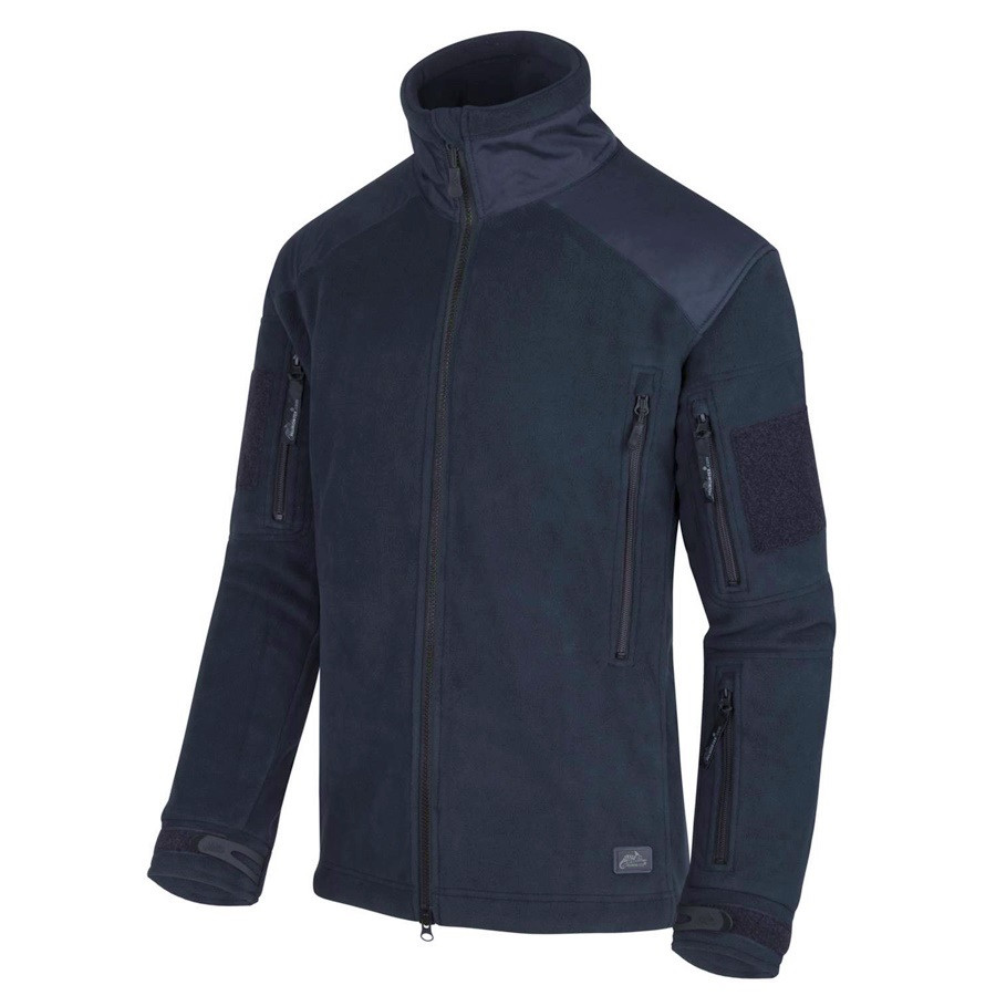 Тактическая куртка Helikon LIBERTY Double Fleece - Navy Blue