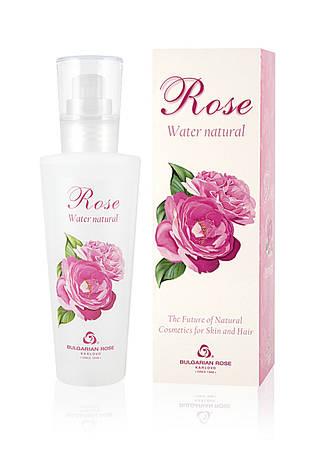 Розовая вода натуральная Гидролат Розы от  Bulgarian Rose 160 мл, фото 2