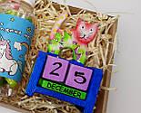 """Подарочный набор """"Единорог и кот"""": вечный календарь """"Кот"""" и конфетки в баночке """"Для исполнения желаний"""", фото 9"""
