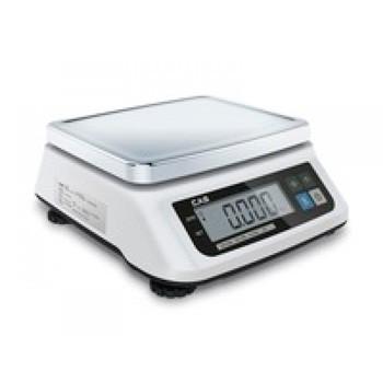 Весы фасовочные CAS SW-II-3 (3 кг, 0.5/1 г)