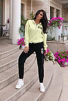 Костюм спортивный в расцветках 80725, фото 1