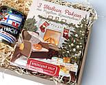 """Новогодний подарок: шоколад """"З Новим роком і Різдвом!"""" и Консервированные носки новогодние (в ассортименте), фото 6"""