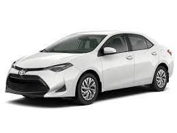 Toyota Corolla 2018-