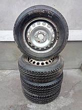 Шины  на дисках  195 \ 70 \ 15 C  Dunlop  2007 р. ( 6мм. ) Mercedes-Benz Vito W638  63840111501