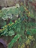 "Картина маслом ""Лісова стежка в Карпатах"", живопис 40*50, фото 4"