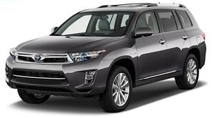 Toyota Highlander (XU50) 2014-2019