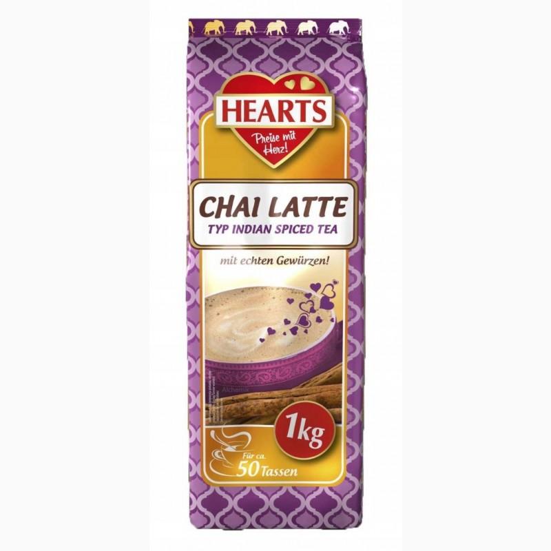 Капучино Hearts Cappucino Chai Latte (Чай Латте), 1кг