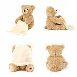 Интерактивная игрушка Мишка Peekaboo Bear (30см), фото 3