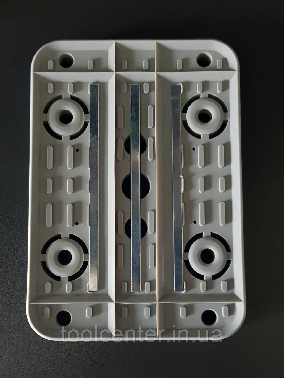 Нижняя резиновая накладка 160×115 Schmalz