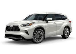 Toyota Highlander (XU70) 2019-