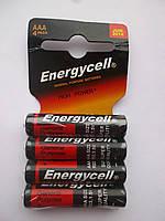 ( 60 шт - УПАКОВКА ) Бат.Energycell R03 солевая  (минипальчик)R03, AAА